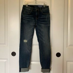 VIGOSS Blue Denim Jeans SIZE 25 WAIST